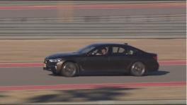 M760Li xDrive. Driving Scenes race track