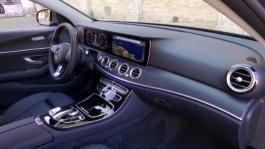 BIM interne Mercedes-Benz Classe E All Terrain
