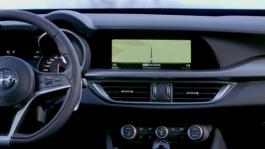 Alfa Romeo Stelvio - Interiors (footage, 2 min 12 sec)