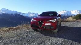 Alfa Romeo Stelvio - Passo dello Stelvio (footage, 11 min 45 sec)