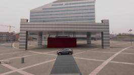 Alfa Romeo Stelvio in città (footage, 15 min)