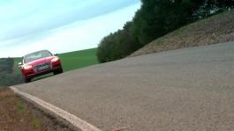 Audi S5 Cabriolet Footage on Location