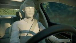 205086 The new Volvo XC60 City Safety with Steering Support