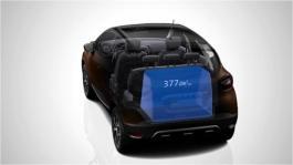 Renault New Captur - Modularity Film