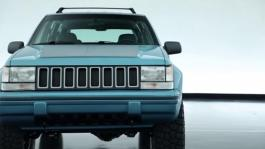 Jeep Grand One Revised