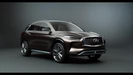 Infiniti QX50 B Roll Aspect Maintained 1080p MP4
