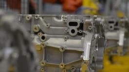 JAGUAR LAND ROVER UK ENGINE MANUFACTURING CENTRE B-ROLL