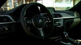 BMW 440i Coupé. Interior Design