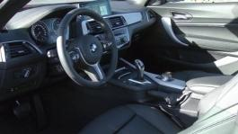 BMW 2 Series Coupé, Design Interior