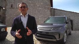 ITW Daniele Maver, Presidente Jaguar Land Rover Italia