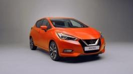 Nissan Micra Design