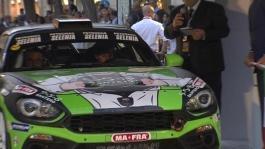 Rally Salento 2017-Abarth 124 rally