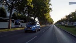 New Nissan Qashqai Dynamic B Roll Vivid Blue