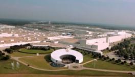 Production BMW Plant Spartanburg - General Shots