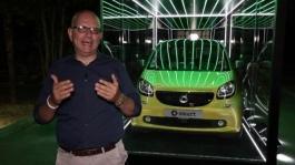 Istituzionale Eugenio Blasetti smart Electric Night