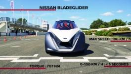 Nissan BladeGlider at Goodwood Festival of Speed