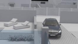 mb 170719 s class zurich remote parking assist exploration mode getting into parking spaces en