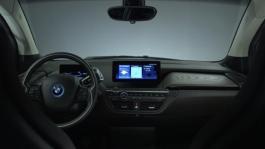 BMW i3s. Interior Design