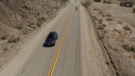 BMW X3 30d xLine. Drone Scenes