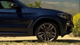 BMW X3 M40. Exterior Design