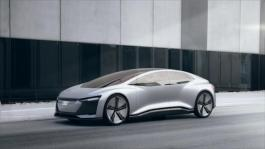 Footage Audi Aicon