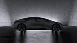 Audi Aicon Animation