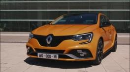 21195475 2017 B roll press New Renault MEGANE R S Static shots