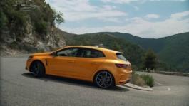 21195477 2017 B roll press New Renault MEGANE R S Dynamic shots