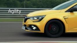 21196013 2017 New Renault MEGANE R S Motor Show film