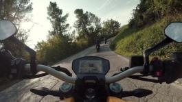 DUCATI MONSTER 821 Videoclip