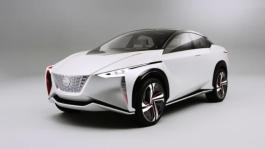 Nissan IMx - Broll video