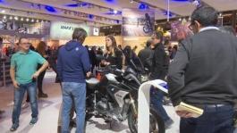 EICMA2017 BMW+footage