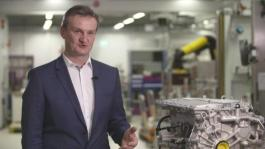 Andreas Buchner. Senior Manager, Electric High Voltage Powertrain Machines, BMW Group