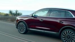 New-Lincoln-Nautilus-Black-Label-Running-&-Interior-Footage