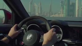 AR Stelvio Quadrifoglio clip Dubai