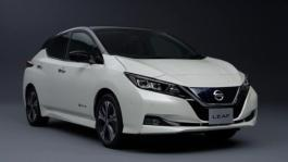 Nuova Nissan LEAF Studio B-Roll