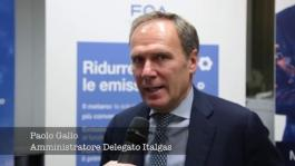 ITW Paolo Gallo, CEO di Italgas