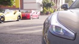 GT-Ferrari UAE Lifestyle Drive Event MC