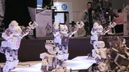 AI B-roll - CES 2018