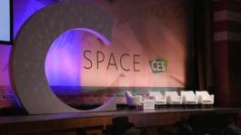 C-Space Storyteller B-roll - CES 2018 1