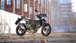 03 SV650X - FOOTAGE -Statisc&Details