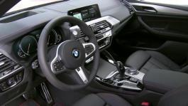BMW X4, Design Interior