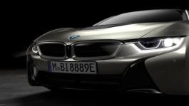 The new BMW i8 Roadster, the new BMW i8 Coupe – Animation