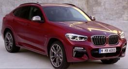BMW X4, Design Exterior