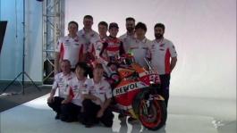 Repsol Honda Team 2018 season launch - The Making of
