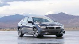 2019 Honda Insight B Roll