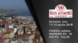 Peugeot Sport Italia preview Rally Sanremo 2018