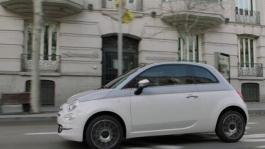 Footage FIAT 500 Collezione