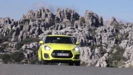 Suzuki SWIFT Sport - Video iniz