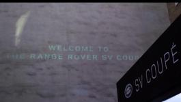 Land Rover Bespoke Design